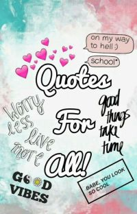 Quotes For All! :D cover