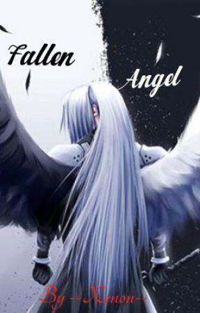 Fallen Angel  by --Xenon--
