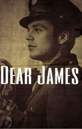 Dear James (Bucky Barnes) by SimpleAndAnonymous