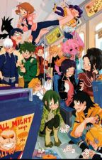 BNHA Groupchat by -Weasleys_Whore-