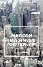 Magcon Imagines & Preferences by mesmerizeddd