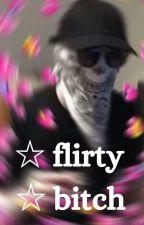 flirty bitch ☆ memeulous by morelikeboreragnarok