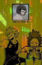 I won't call you senpai! (Kaminari Denki's Little Sister) by DarkErrors