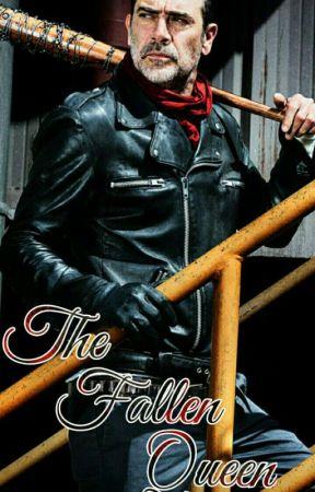 The Fallen Queen || Negan || The Walking Dead  by ArtsyDoodleBug