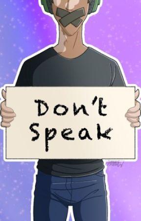 Don't Speak (Rewritten) [OHSHC] by woof_boi