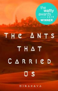 The Ants that Carried Us cover