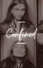 Confined; Aris Jones¹ by etherealilies