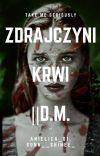 Zdrajczyni Krwi    D.M. cover