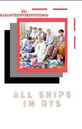 All the ships in bts. by HasAnybodySeenYoongi