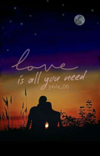 Love is all you need cover