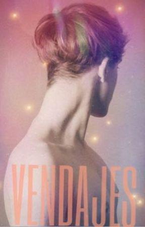 .VENDAJES. by 01MOONIE01