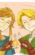 This is Just as Good (Pit x Link) by SandwichLayers