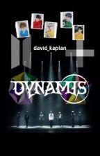 DYNAMIS: Salvar o Destruir - [BTS & TXT] - (Agentes Especiales) by David_Kaplan