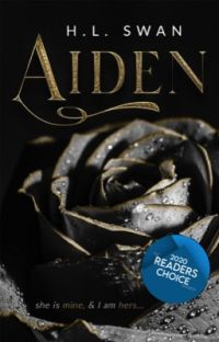 Aiden ✔️ NOW PUBLISHED!  cover