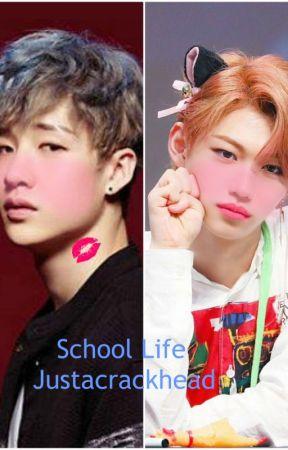 School Life ~ Chanlix by justacrackhead