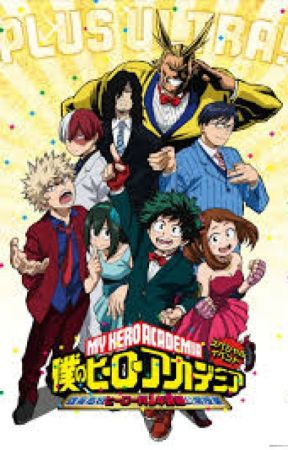 My Hero Academia One Shots (Requests open) by idfk_me