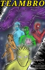 TeamBro Comic Kapitel 1 Teil 1  - Leuchtender Nebel by TaterBarms