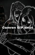 Camren g!p smut book by Camzzjergi