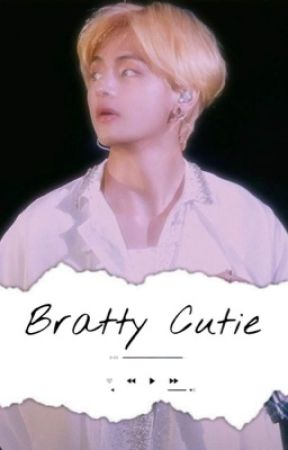Bratty Cutie - KOOKV FF (ON HOLD) by flirtaejeon