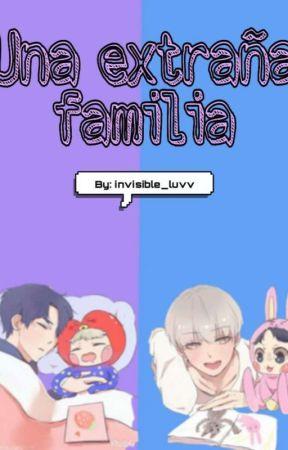‖ Una extraña familia ‖ ♡KookTae♡ by invisible_luvv