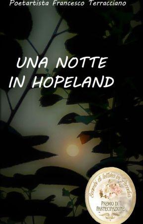 Una notte in Hopeland (IN REVISIONE) by ArtistaFrancescoTerr