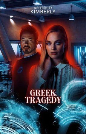 Greek Tragedy ° TONY STARK by bokuroos