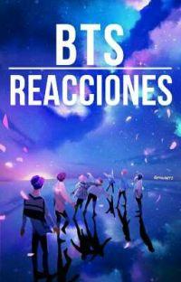 BTS REACCIONES [Pedidos Cerrados] cover