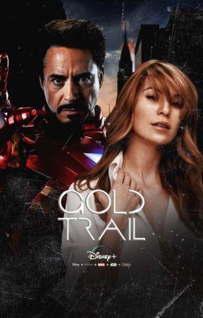 GOLD TRAIL ━━ tony stark by ironsneuro
