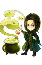 Severus is a Little!!! ((PAUSED FOR THE TIME BEING)) by Sebastain500