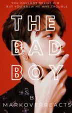 THE BAD BOY // Lucas NCT by markoverreacts