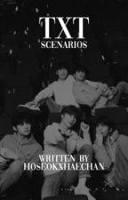 TXT SCENARIOS by hoseokxhaechan