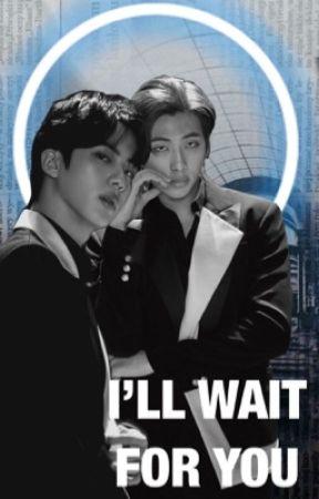 I'll wait for you    Namjin by hopeaperhonen