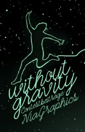 without gravity - contest covers  by NiaGraphics