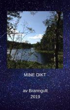 Mine dikt - My poems by Branngutt