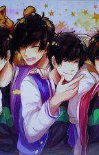 Osomatsu san x Sister!reader by Yumsyoom