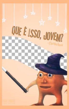RANTS  Que É Isso, Jovem? by LovingLiterati