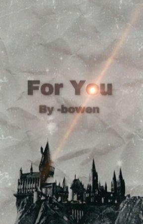 ғᴏʀ ʏᴏᴜ | ғʀᴇᴅ ᴡᴇᴀsʟᴇʏ ᴛʜᴇ sᴇᴄᴏɴᴅ by -bowen