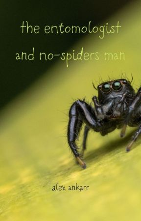 The Entomologist and No-Spiders Man by AlexAnkarr