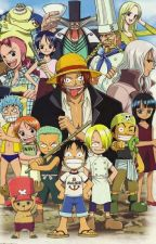 One Piece: A Better Future by Redfeather2044