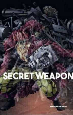 Secret Weapon (Eustass Kid x Reader : Modern AU) by foryoureyesonly1