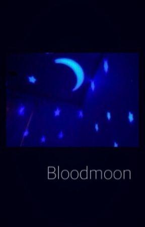 Blood Moon by ___peji___