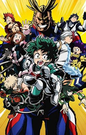 My Hero Academia One-Shots by Red-Snow