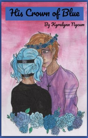 ~His Crown of Blue~ Sal x Travis by blu3andpurpl3