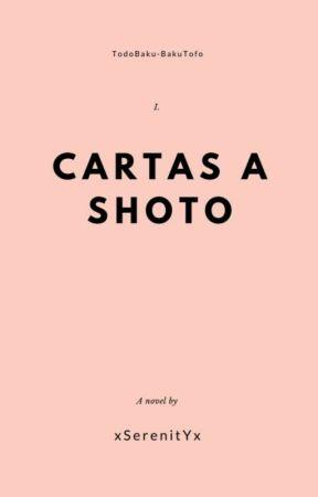 Cartas a Shoto ¹   by angieserenity