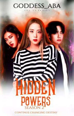 Hidden Powers ✔️(Academia #2) by goddess_aba