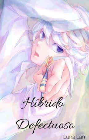 Híbrido defectuoso by Luna_Lan