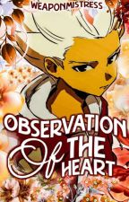 Observation of the Heart || Gouenji Shuuya by weaponmistress