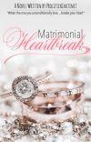 Matrimonial Heartbreak cover