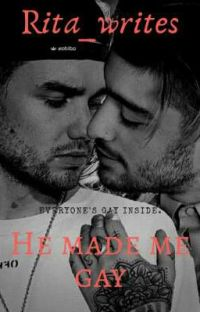 He Made Me Gay(Under Editing) cover