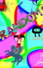 Random Times (Watty Awards 2012) by Elwen14